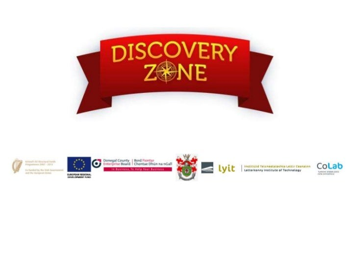 Discovery Zone 2012