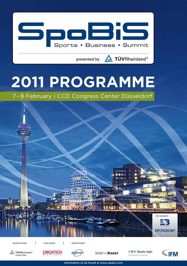 Sport Business Summit 2011