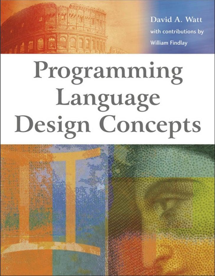 Programming language design_concepts