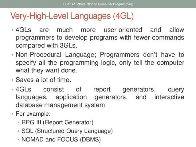 Compiler and interpreter