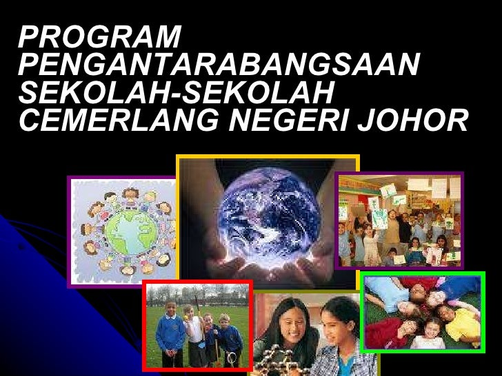 Johor Internationalisation of Schools Programme