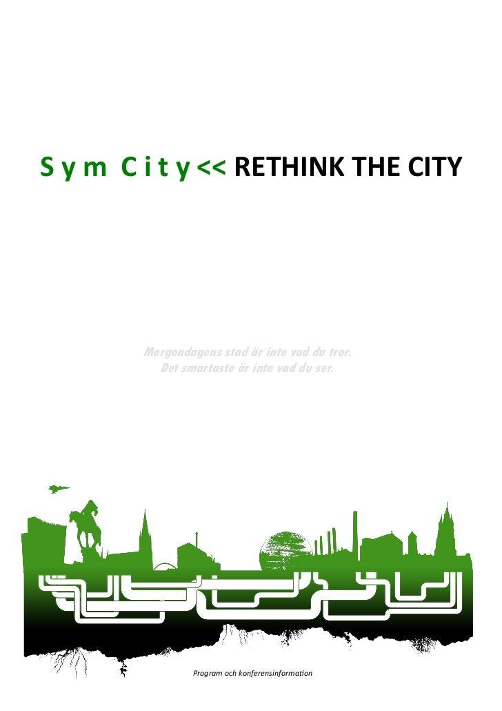 Program Sym City