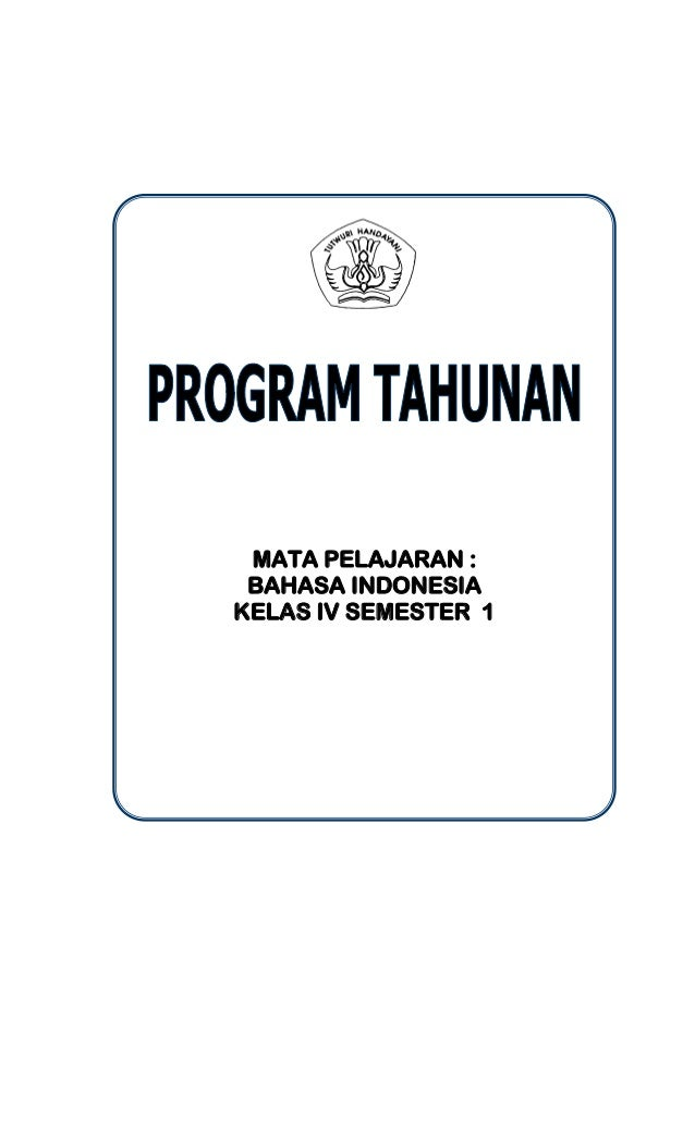 Program Tahunan 1
