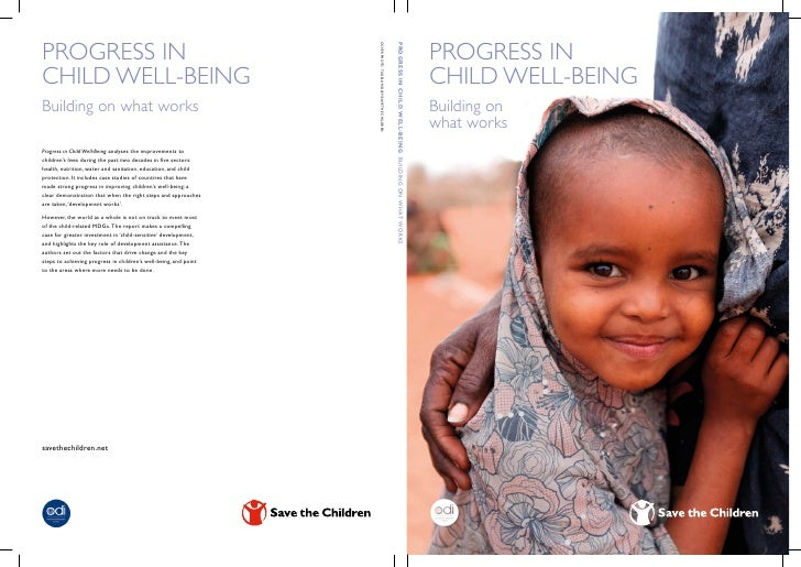 Progress in child well being