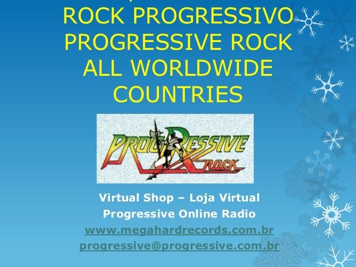 progressive online store