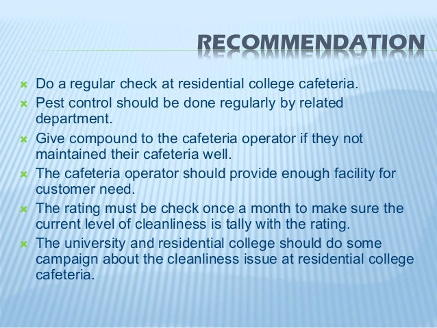 College application report writing of recommendation