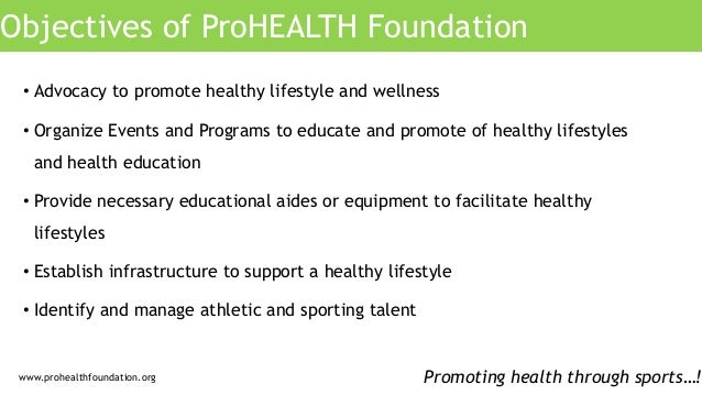 ProHEALTH Foundation About Us