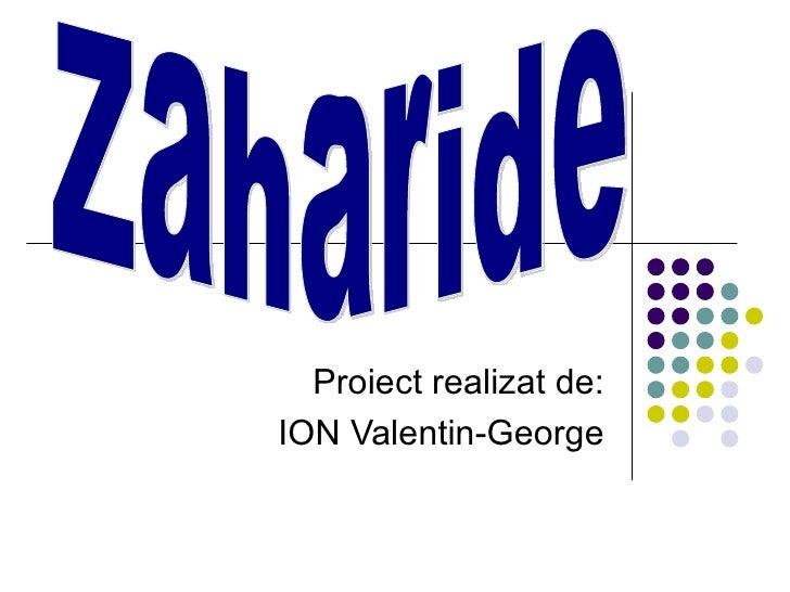 Proiect 11 b ion valentin