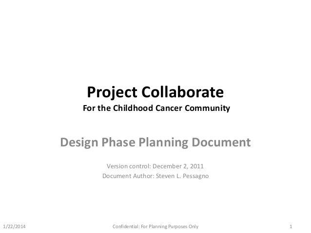 Proj collaborate   design phase planning doc