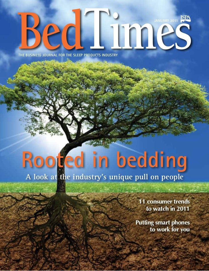 BedTimesTHE BUSINESS JOURNAL FOR THE SLEEP PRODUCTS INDUSTRY                                                              ...