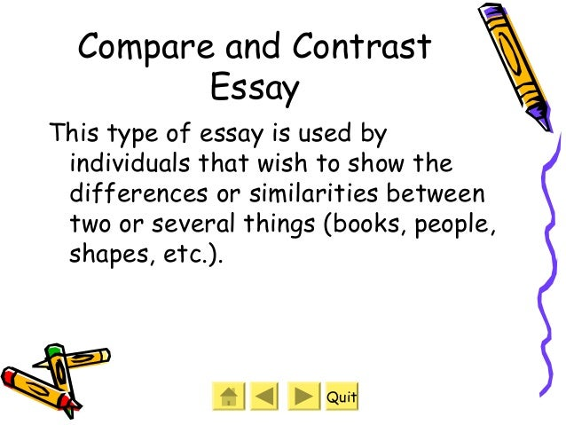 Two Major Types Of Essays And How To Write - image 3