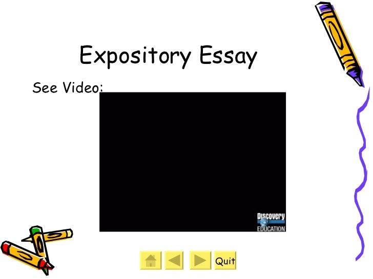 short expository being different Student writing models how do i use student models in my classroom hide video student models when you need an example written by a student, check out.