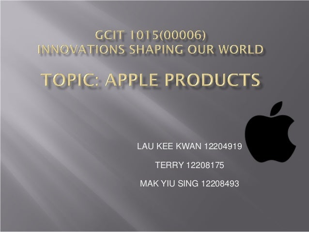 LAU KEE KWAN 12204919   TERRY 12208175MAK YIU SING 12208493