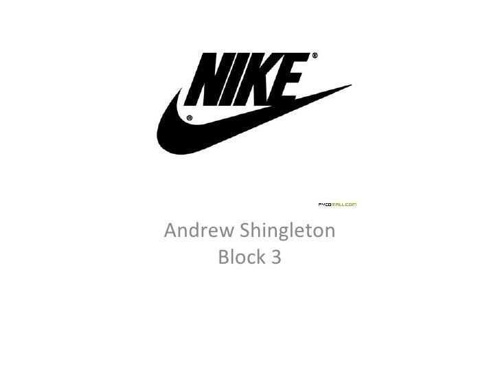 Andrew Shingleton Block 3