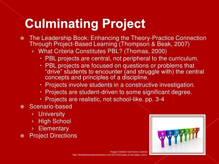 Thomas Project Thomas 2000  Pbl Projects