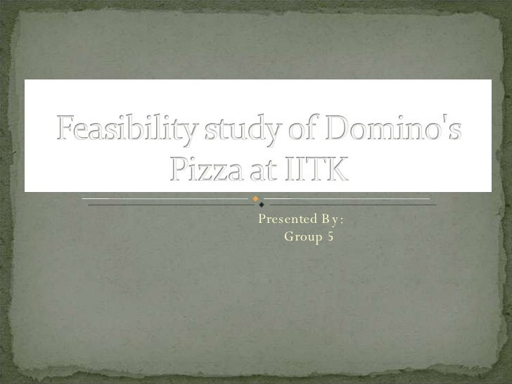 Project Ppt Dominos Pizza