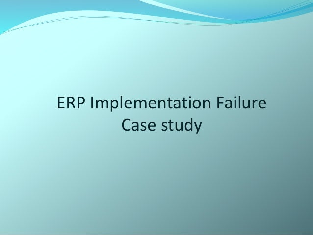 sap erp implementation case studies By running sap® erp powered by sap hana® hosting services on ibm® power systems™ and ibm  explore case studies by:  scale-up implementation.