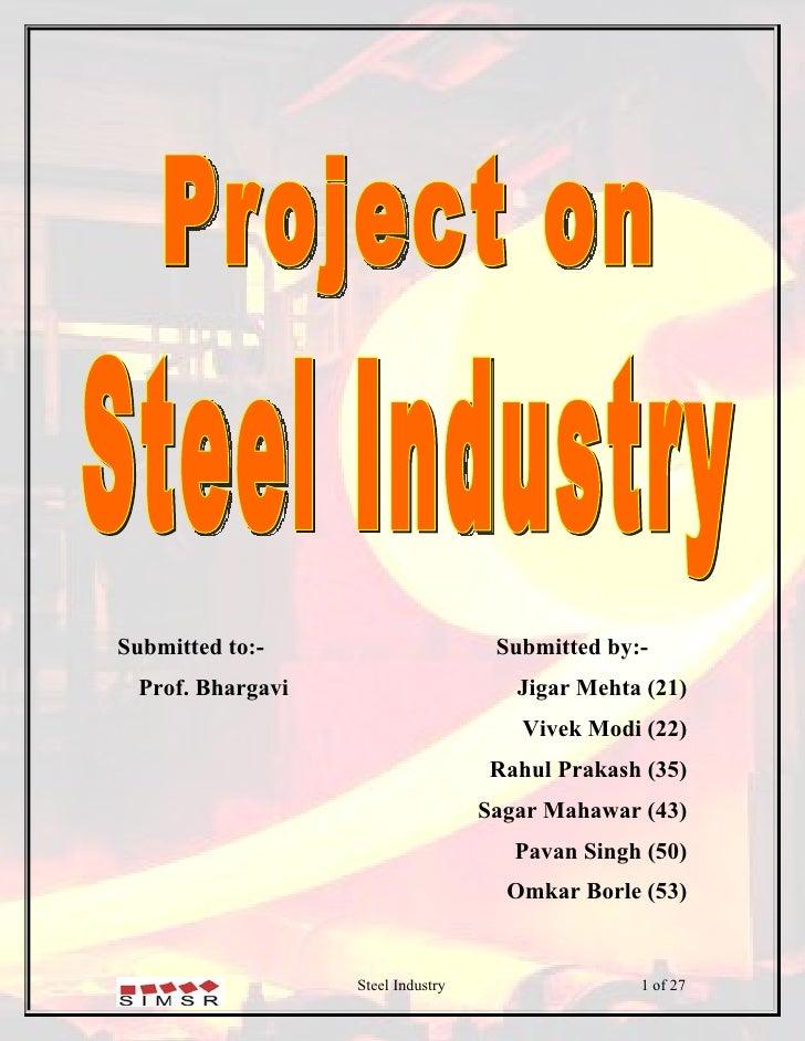 Project Steel Industry
