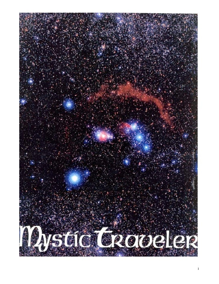 Project Summary Mystic Traveler 1   3   B Sho