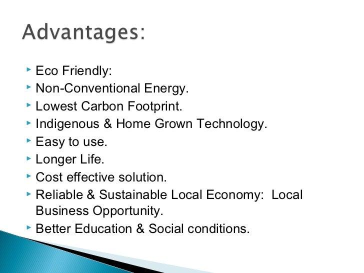 eco friendly business plan