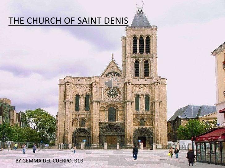 The Church of Saint Denis