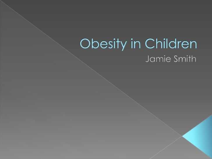  Over excessive weight on the body The Body Mass Index (BMI) Greater than the 95th percentile on age  and gender charts...
