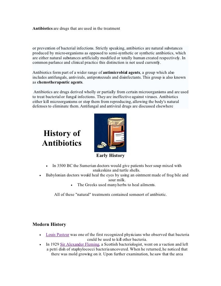 Project Antibiotics(by:harkiran)