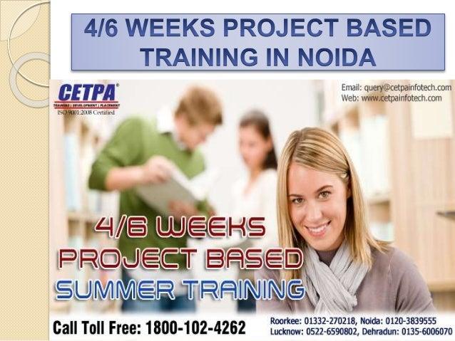 Project Based Training Project Based Training in