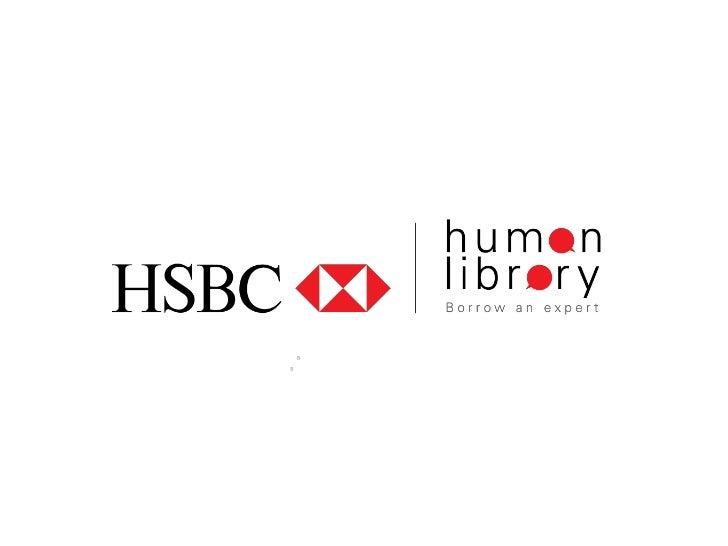 HSBC HUMAN LIBRARY