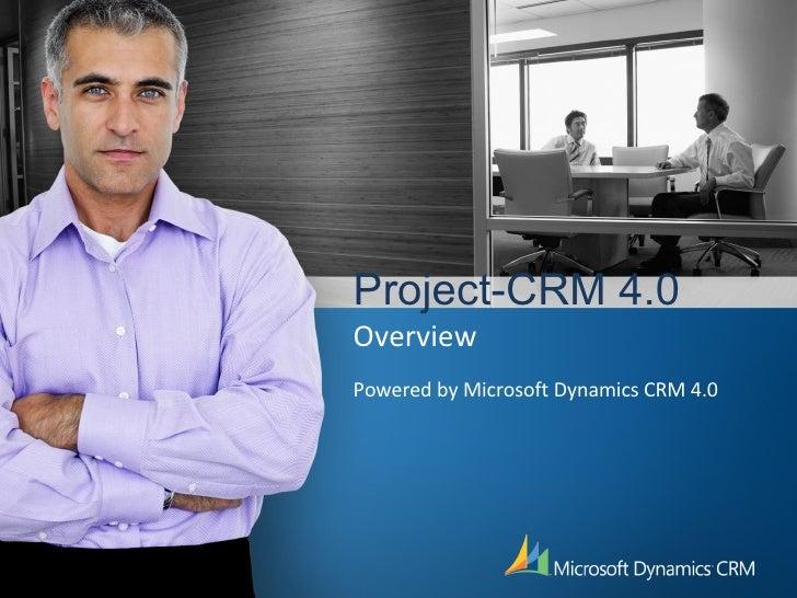 Project Crm Presentation