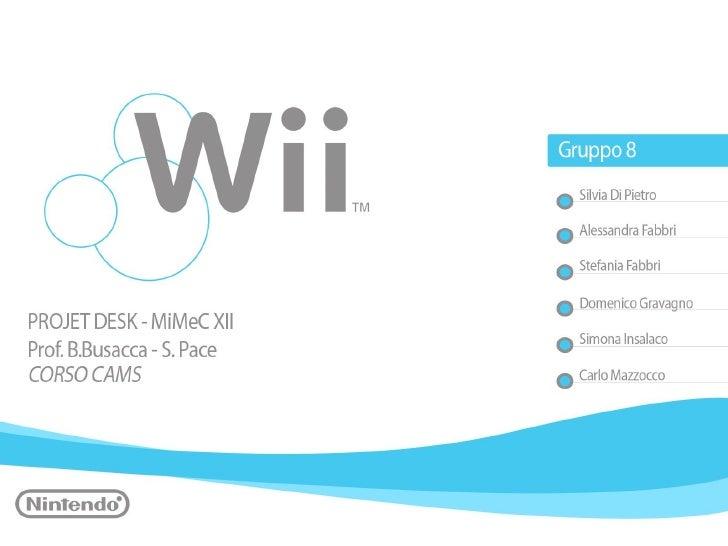 Caso Wii - Come creare un nuovo bisogno nel consumatore