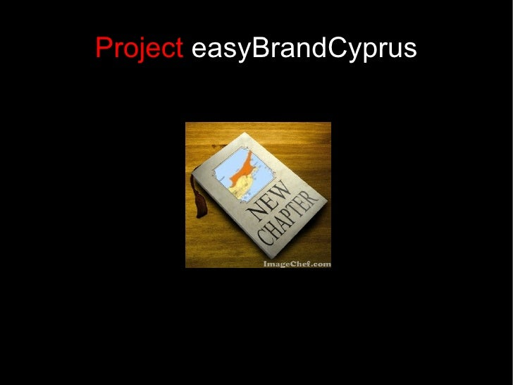 Project Easy Brand Cyprus
