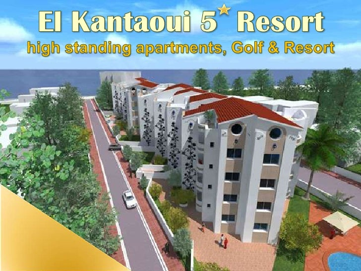 El Kantaoui 5  Resorthigh standing apartments, Golf & Resort<br />