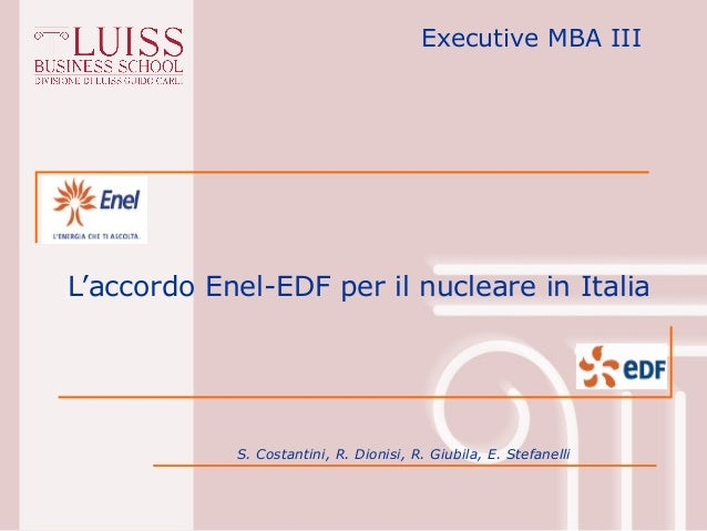 Project enel ed-f_jv_nucleare