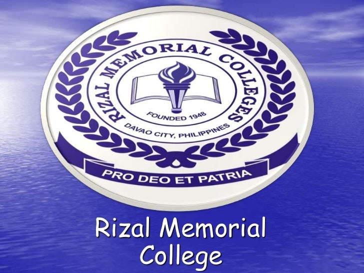 Rizal Memorial College<br />
