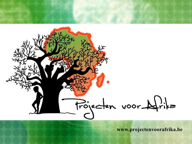 Projecten Voor Afrika vzw