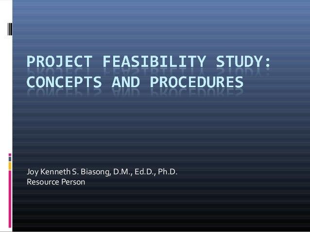 Joy Kenneth S. Biasong, D.M., Ed.D., Ph.D. Resource Person