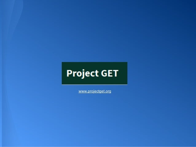 www.projectget.org