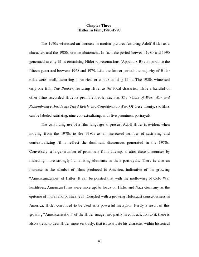 Write my adolf hitler essay