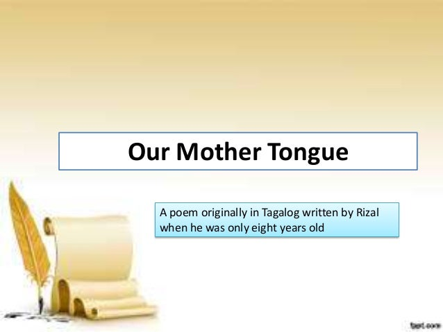 last poem of rizal with reaction Jose rizal poems my retreat beside a spacious beach of fine and delicate sand the last poem of rizal (jose rizal poems) to my -- (jose rizal poems.