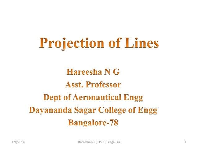 4/8/2014 1Hareesha N G, DSCE, Bengaluru