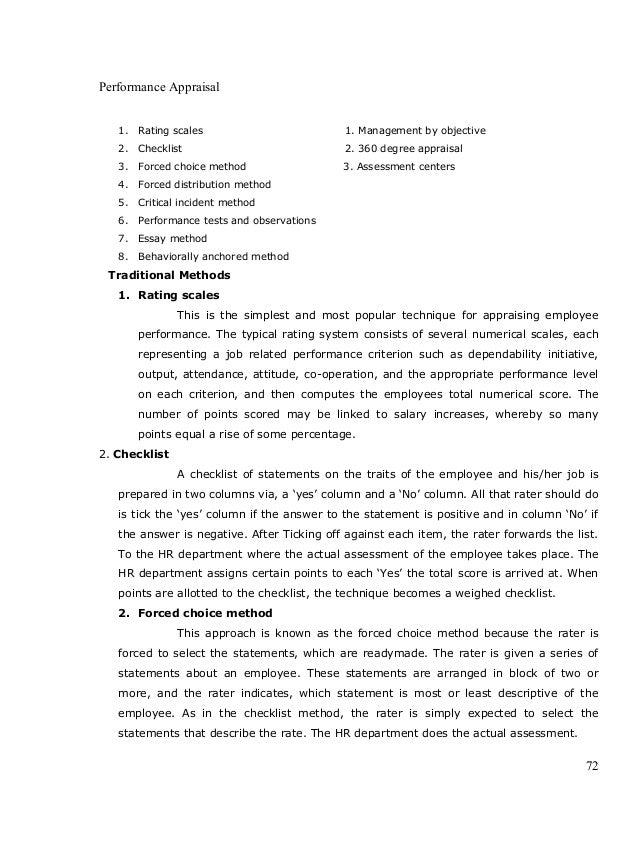 rewards and performance management essay