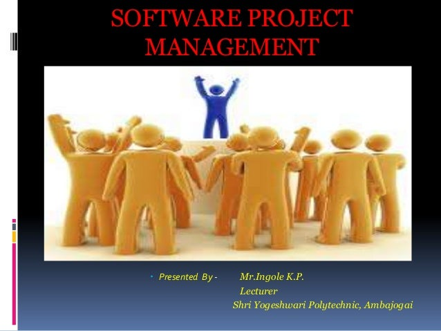Project management chapter_04 for MSBTE