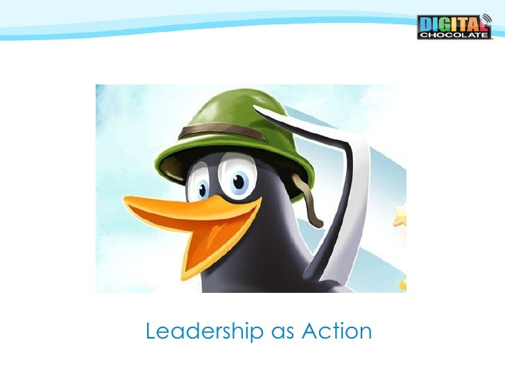 Leadership as Action