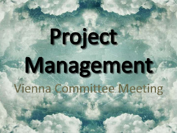 Project Management & EU's YOUTH Programme