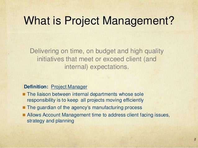 the importance of the function of times budgeting in project management