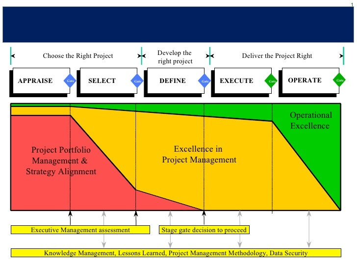 Project Management Methodology Pmo Example Short Sanitised