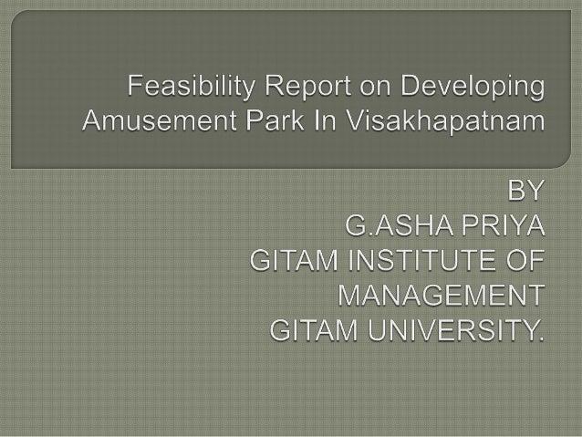 Project management presentation.