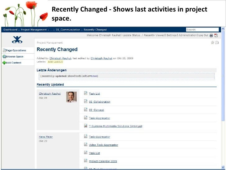 confluence project management How to create summary pages in confluence using the page properties report macro liam holmes on july 24, 2016  tagged in: confluence, project management.