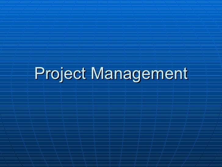 Project management zarkovic